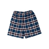 "PHINGERIN "" TOUGH SHORTS "" (navy  plaid)"