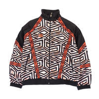"UMBRO ""  native pattern truck jacket ""  (BULBS VINTAGE )"