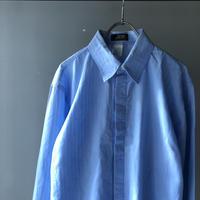 "VERSACE ""L/S  stripe shirt"" #6 (Hi brand hurugi)"
