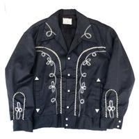 "60's H BAR C  "" Western Jacket "" (spice)"
