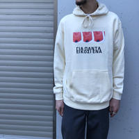 Diaspora skateboards / Twenty One Hooded Sweatshirt  (natural)