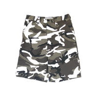 """FORTY PERCENT AGAINST RIGHTS """"WORKER SHORTS"""" (urban camo)"""