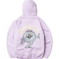 "F-LAGSTUF-F ""monster hoodie"" (purple)"