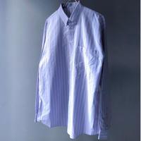 "GIANNI VERSACE "" Stripe L/S  shirt"" (Hi brand hurugi)"