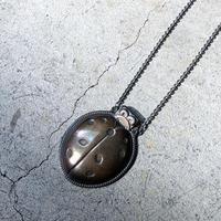 """Reed & Barton  """" Ladybug Necklace""""(spice)"""