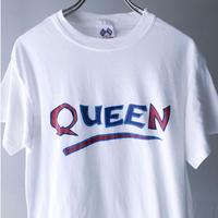90's QUEEN Logo Tee (spice)
