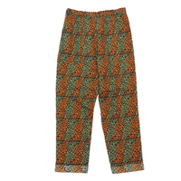 PHINGERIN / NIGHT PANTS GAUZE TIGER PANEL