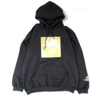 "CYDERHOUSE ×頭脳警察  ""Brain Police 1  Hoodie  (black)"