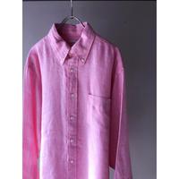 "Brooks Brothers "" B.D.  Linen Shirt"" (spice)"