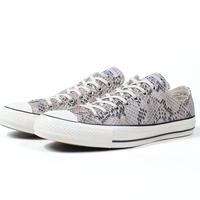 "WACKO MARIA × CONVERSE ""U.S.originator ALL STAR OX WM"" (PYTHON)"