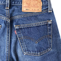 "90's Levi's 501 ""Made in USA""  W30 (spice)"