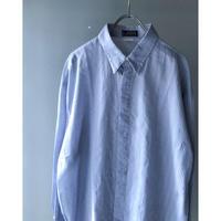 "VERSACE ""L/S stripe shirt"" #9 (Hi brand hurugi)"
