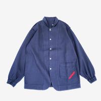 PHINGERIN / Night Shirt HL Waffle (navy)