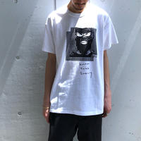 """FORTY PERCENT AGAINST RIGHTS / """"KNOW YOUR ENEMY"""" SS Tee 07 (white)"""