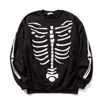 F-LAGSTUF-F / Bone Sweat  (black)