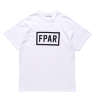FORTY PERCENT AGAINST RIGHTS / COLLEGE SS TEE 04(white)
