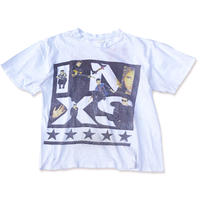 "80's INXS ""Calling All Nations Tour"" Tee  (spice)"