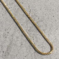 "14K GOLD NECKLACE ""Wee Chain""  (60cm)"