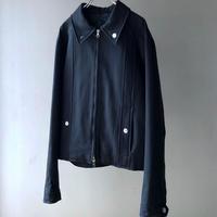 """DRIES VAN NOTEN """"black jacket"""" (BULBS VINTAGE)"""