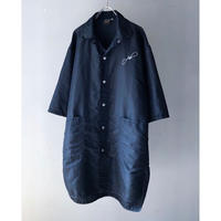 """90's Barber Nylon Long Shirt"" (spice)"