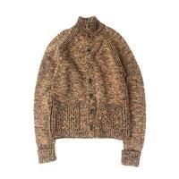 YvesSaintLaurent  / Knit Jacket (Hi brand hurugi)