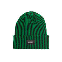 MASSES / KNIT CAP ST (Green)