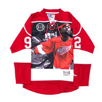 "90's POST GAME ""2 PAC"" hockey jersey (spice)"