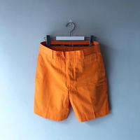 HERMES /  HERMES Orange Shorts