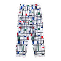 PHINGERIN / NIGHT PANTS NEL MIMO (white)