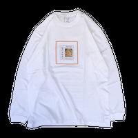 POVAL /  Astronaut L/S Tee (white)