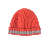 "HERMES ""Cashmere Knit cap""(Hi brand hurugi)"