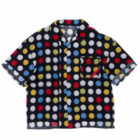 PHINGERIN /  Pajalopha Gauze GOLF DOT (black)