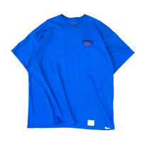 "FORTY PERCENT AGAINST RIGHTS "" MEIMETSU SS TEE "" (blue)"