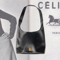 "old ""CELINE"" bag ""ロゴプレート ショルダーバッグ""  (Hi brand hurugi)"