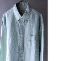"Brooks Brothers ""B.D. Linen Shirt (spice)"