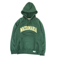 WACKO MARIA/ WASHED HEAVY WEIGHT PULLOVER HOODED SWEAT SHIRT