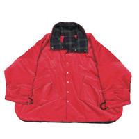 PHINGERIN / FUTON COAT SOFT CORDUROY  (red)
