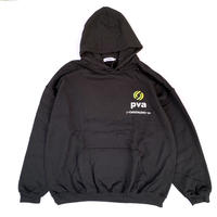 POVAL / Rational Hooded Sweatshirt (black)