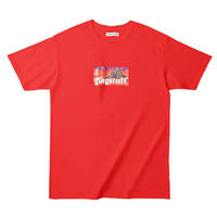 F-LAGSTUF-F / BOX LOGO Tee (red)