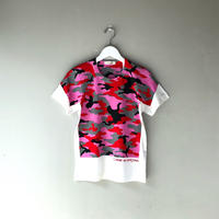 COMME des GARCONS /  迷彩 Tee (spice)