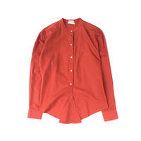"HERMES (マルジェラ期) ""no-collar L/S shirt  ""(Hi brand hurugi)"