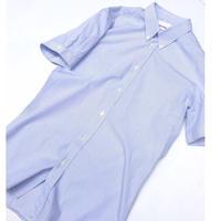 "Alexander McQueen""Stripe B.D. shirt"" (Hi brand hurugi)"