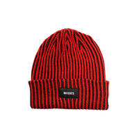 MASSES / KNIT CAP ST (Red)