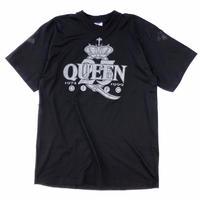 """90's QUEEN  """"FAN CLUB""""  Tee  (spice)"""