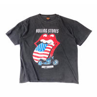 ROLLING STONES Harley Davidson Tee (spice)