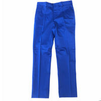 HERMES /   Cut-out Saint-Germain pants  #9 (hi brand furugi)