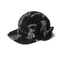 F-LAGSTUF-F /FLEECE CAMP  CAP (thunder)