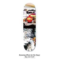 Diaspora skateboards  / Kunming Deck