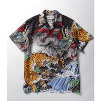 WACKO MARIA x TIM LEHI / S/S HAWAIIAN SHIRT (type-1,one)