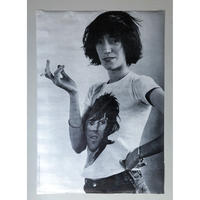 "1976 ""PATTI SMITH "" poster (spice)"